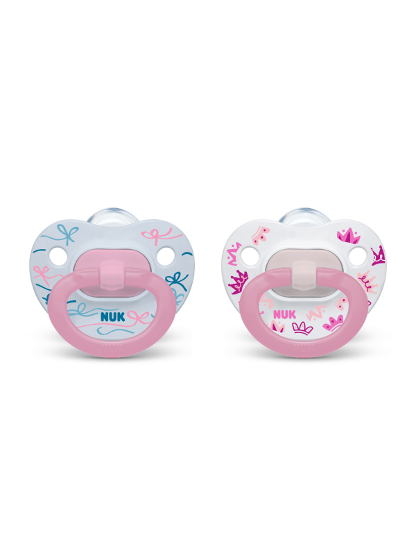 NUK® Fashion Pacifiers Product Image 7 of 9