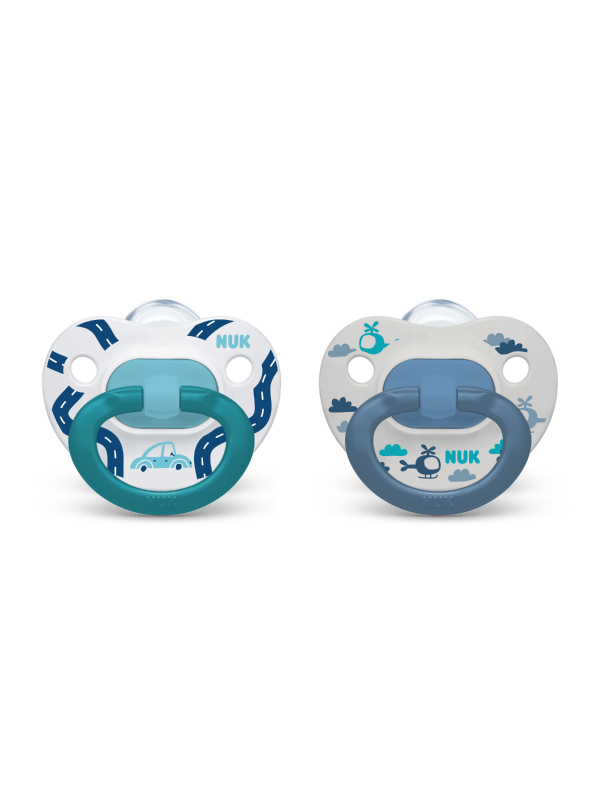 NUK® Fashion Pacifiers Product Image 8 of 9