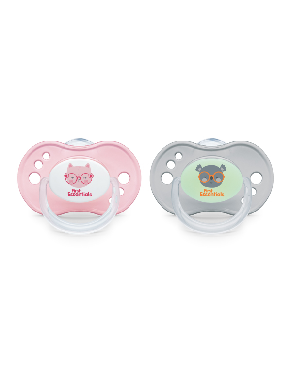 First Essentials by NUK™ Pacifiers Product Image 2 of 3