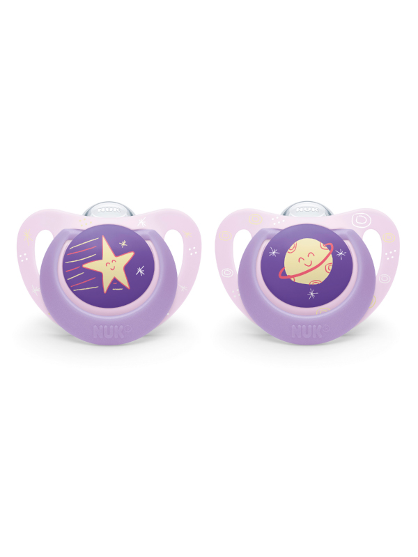 NUK® Genius Pacifiers Product Image 2 of 5