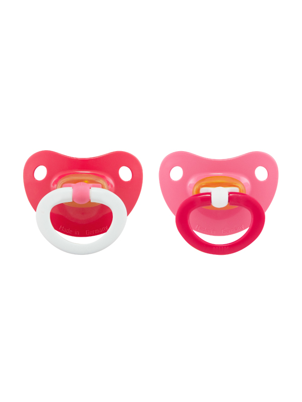 NUK® Juicy Latex Pacifiers Product Image 2 of 4