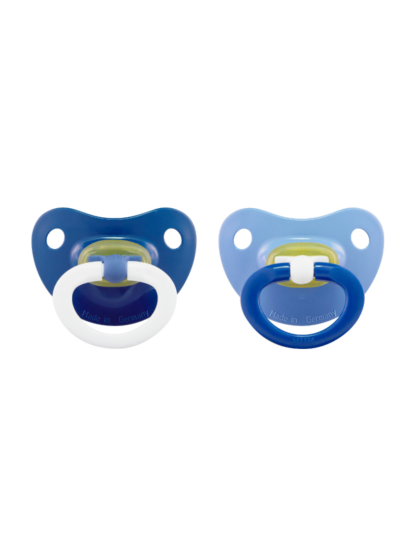 NUK® Juicy Latex Pacifiers Product Image 3 of 4