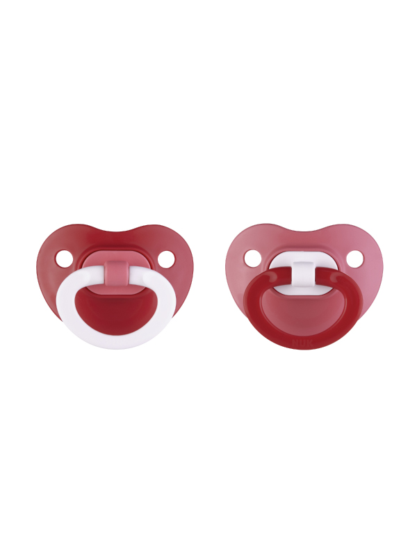 NUK® Juicy Silicon Pacifiers Product Image 2 of 5