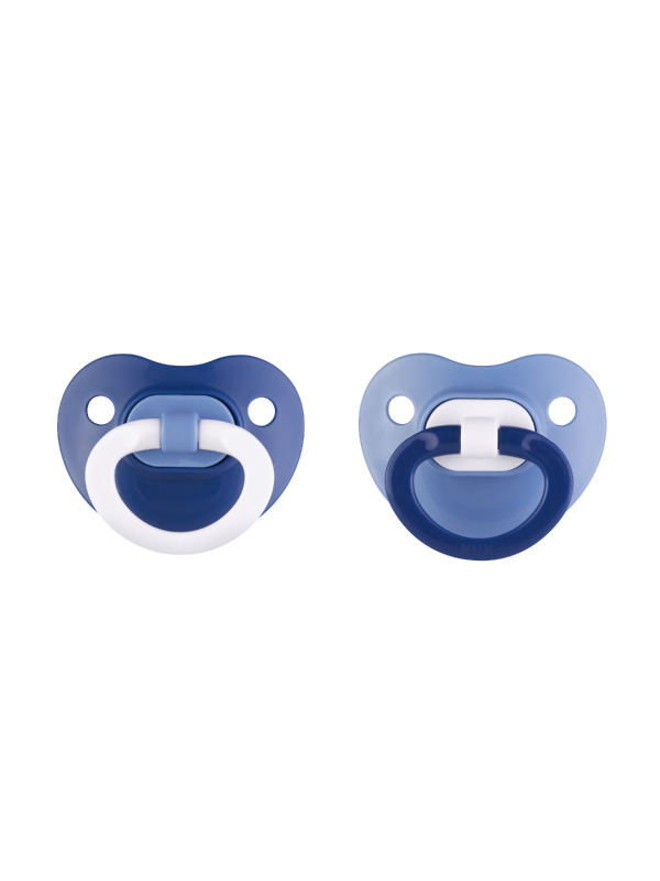 NUK® Juicy Silicon Pacifiers Product Image 3 of 5