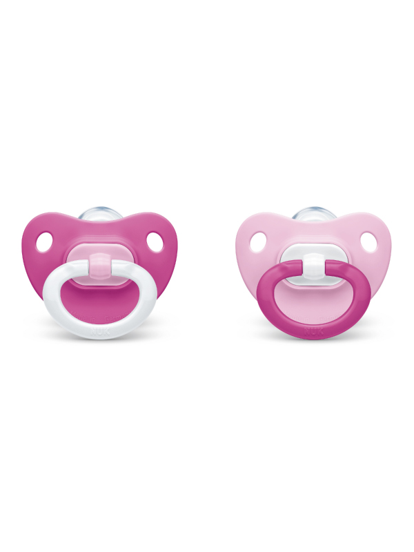 NUK® Juicy Silicon Pacifiers Product Image 4 of 5