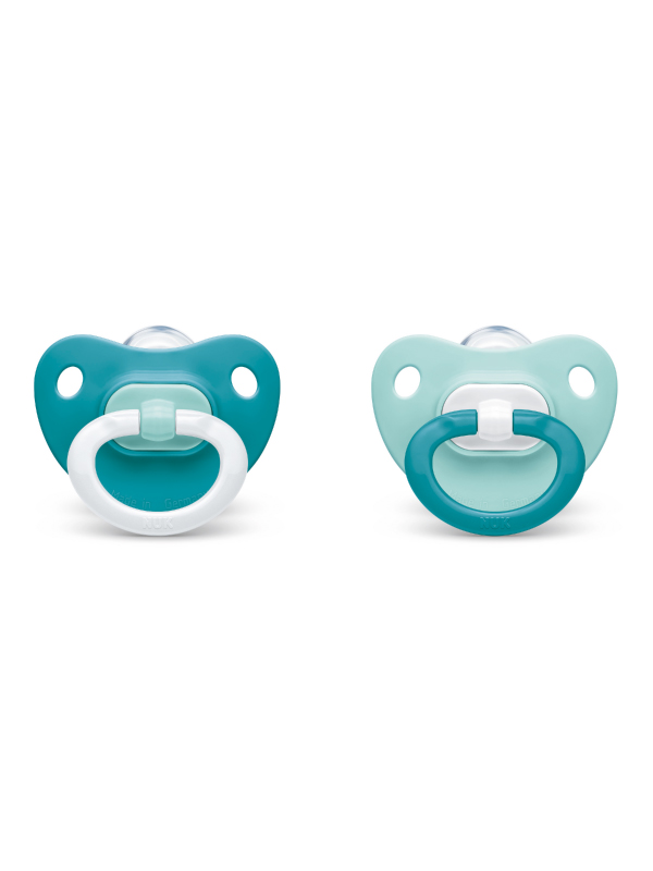 NUK® Juicy Silicon Pacifiers Product Image 5 of 5
