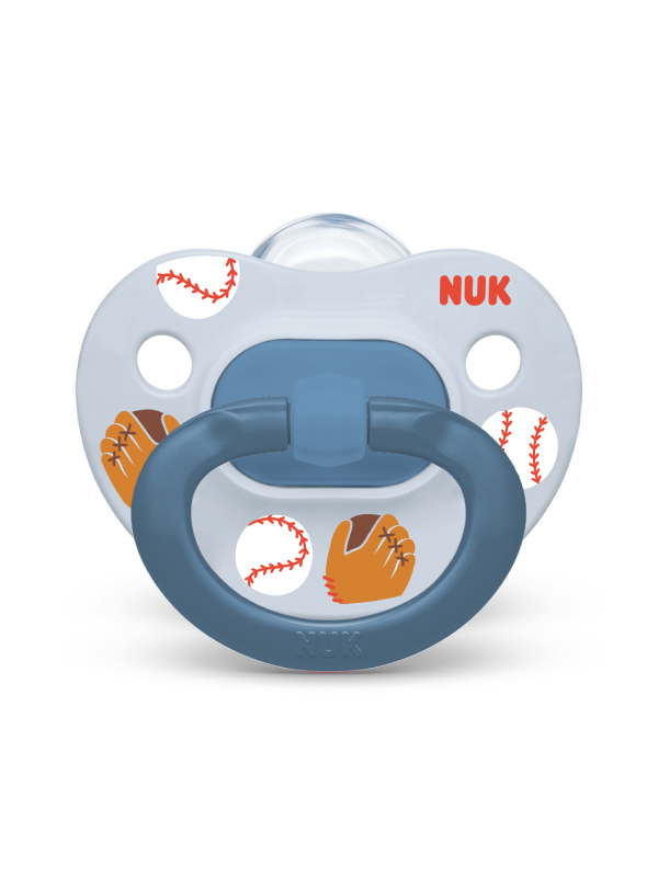 NUK® Sports Pacifiers Product Image 1 of 4