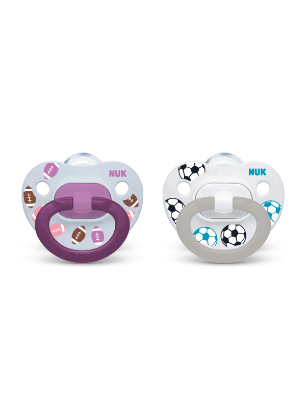 NUK® Sports Pacifiers Product Image 2 of 4
