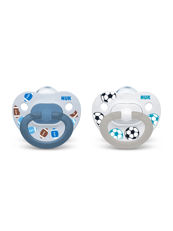 NUK® Sports Pacifiers Product Image 4 of 4