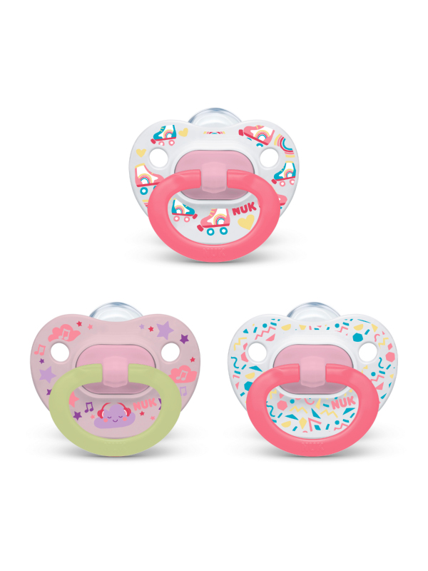 NUK® Value Pack Pacifiers Product Image 3 of 5
