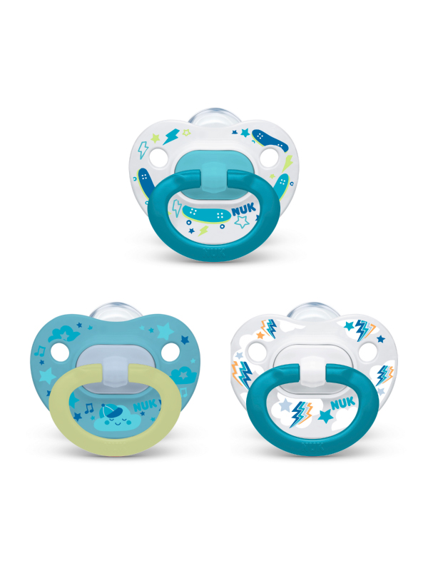 NUK® Value Pack Pacifiers Product Image 4 of 5
