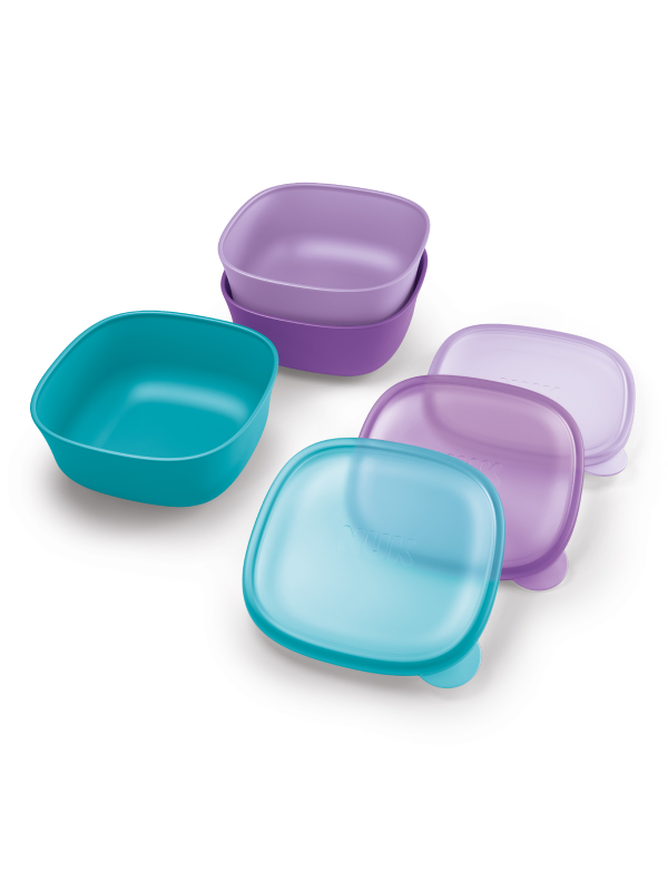 NUK® Stacking Bowls® Product Image 4 of 6