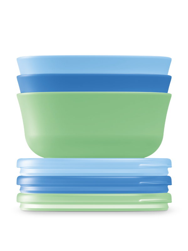 NUK® Stacking Bowls® Product Image 5 of 6