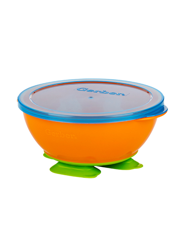 First Essentials™ by NUK® Tri Suction Bowls Product Image 1 of 2