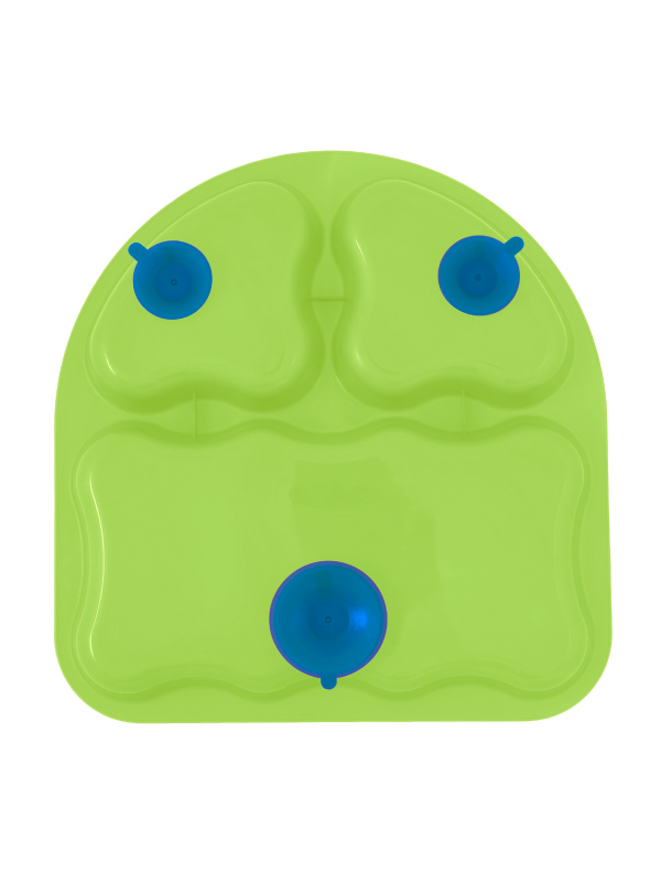 First Essentials™ by NUK® Tri Suction Plates 2PK Product Image 3 of 3